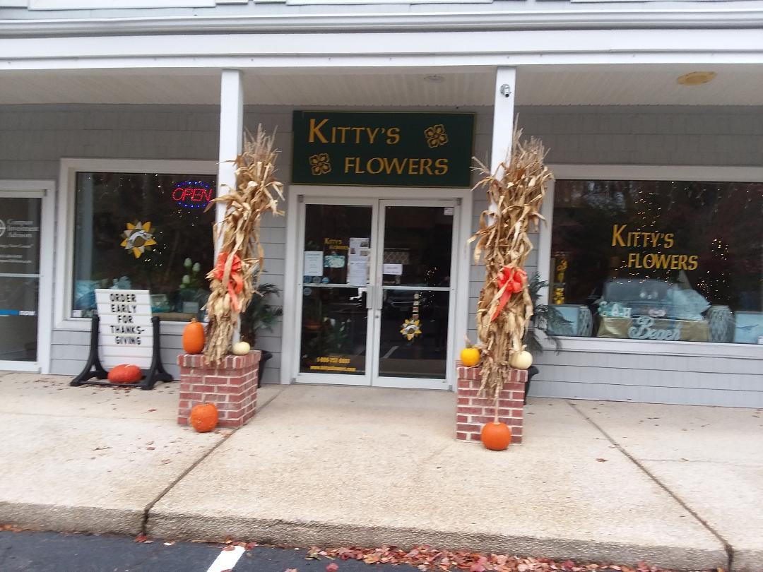 Kitty's Flower Shop